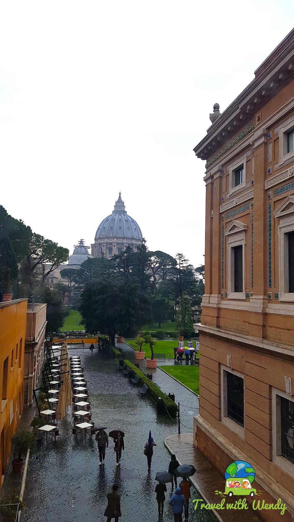Vatican Views