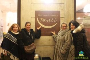 Welcome to Ristorantino Tanti