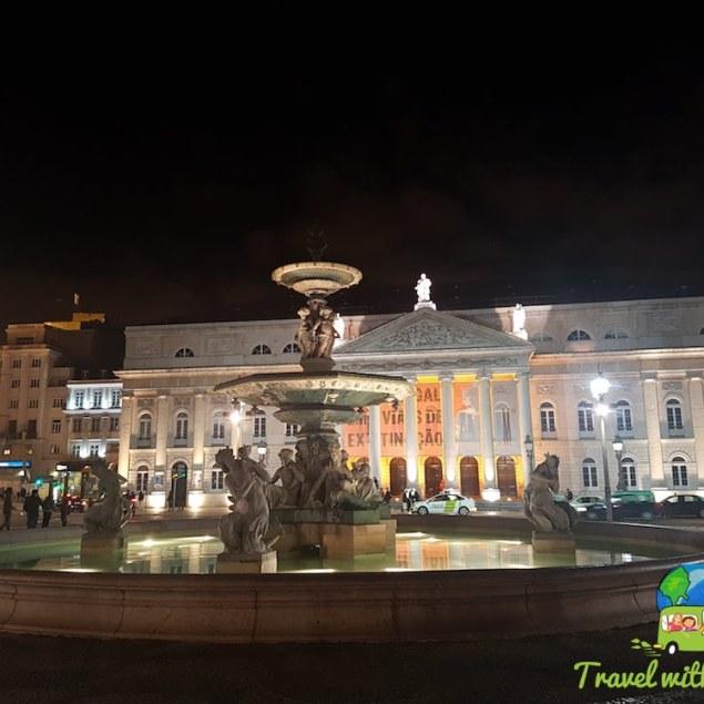 Town hall - Lisbon