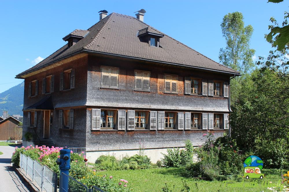 Bregenz, Austria - little villages