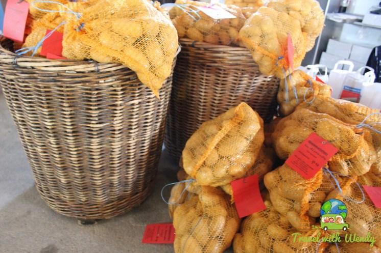 Kartoffel fest Sept