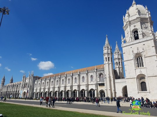 Palace and Church of Belem