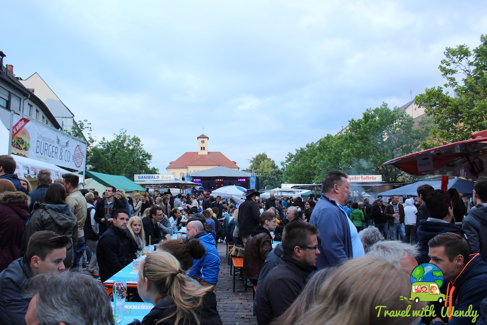 Sindelfingen Food Fest 2016