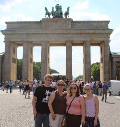 Touring Berlin
