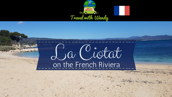 La Ciotat on the French Riviera