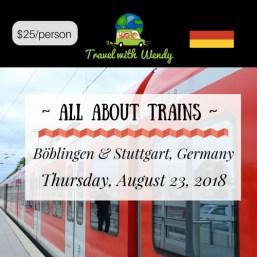 TRAIN CLASS - AUGUST 23, 2018