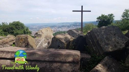 Views from Birkenkopf - Rubble Hill