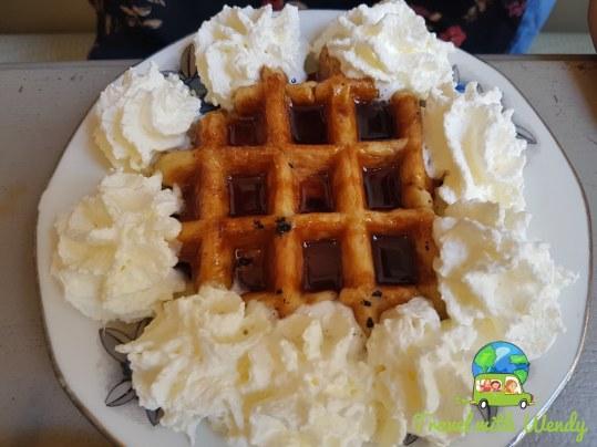 Waffle delight