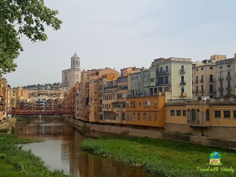 Beautiful city of Girona