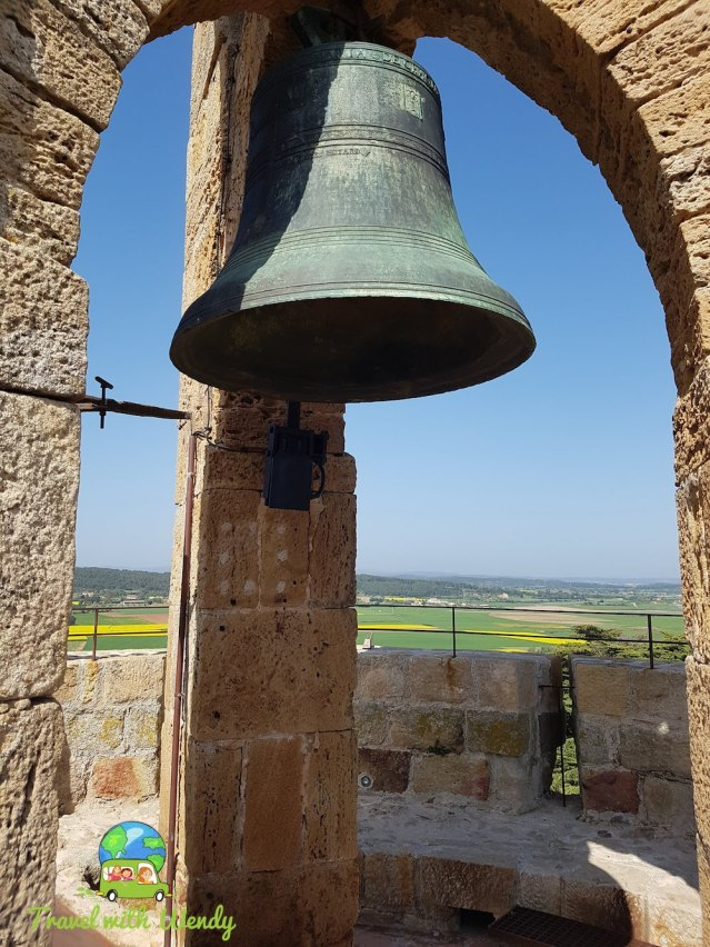 Costa Brava - Bell tower - Pals