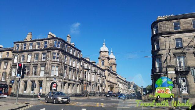 Edinburgh ~ Scotland, deluxe accommodations