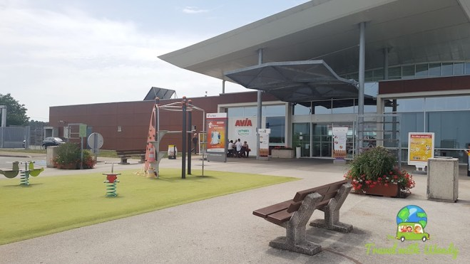 French Reststops