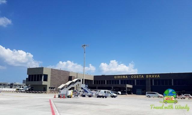 Girona Airport - Catalonia