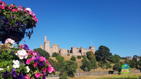 Inverness in July