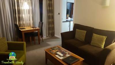 Knight Residence Living Room