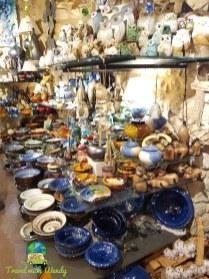 Catalonia - Pottery shops galore
