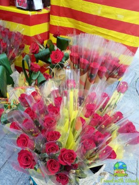 Catalonia - Red Roses for the Beloved
