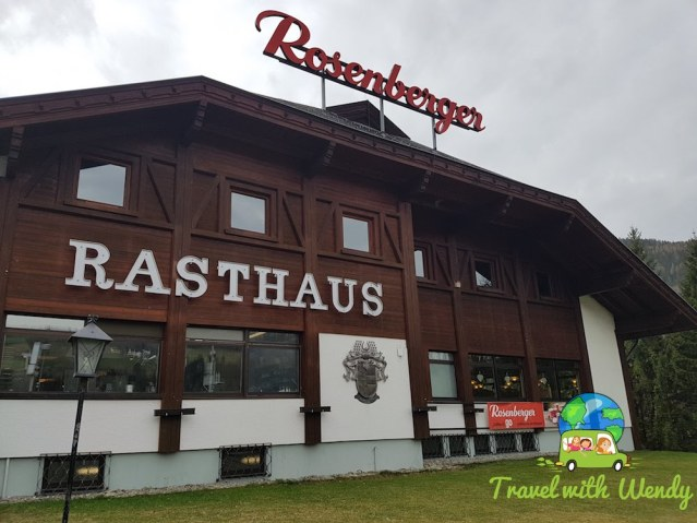 Rosenberger - Austrian Rest stops - Roadtrip essentials