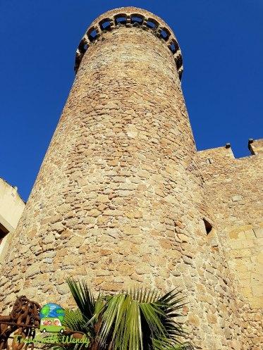 Tower shot - Castle Del Mar