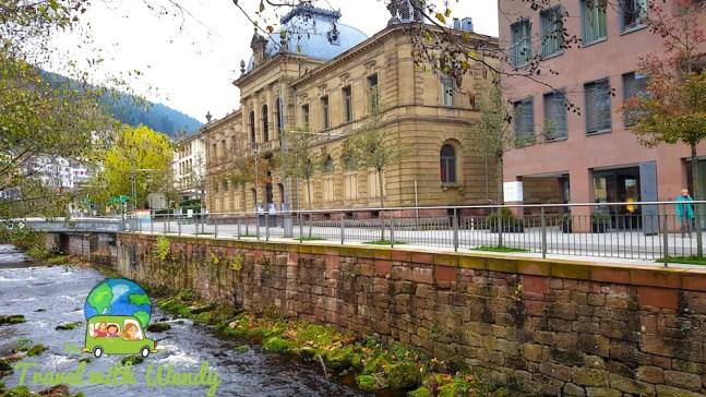 Town of Bad Wildbad
