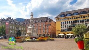Gorgeous Piazza in Bolzano