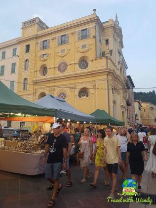 Market in Nice
