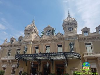 Monte Carlo Casino - not for EVERYBODY but near Nice