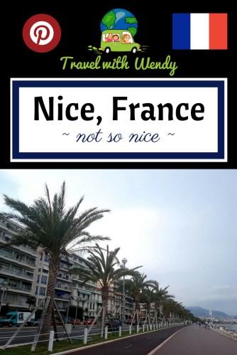 Nice, France - pin me!