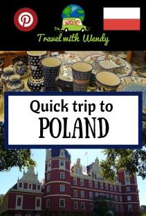 PIN - Quick trip to Poland