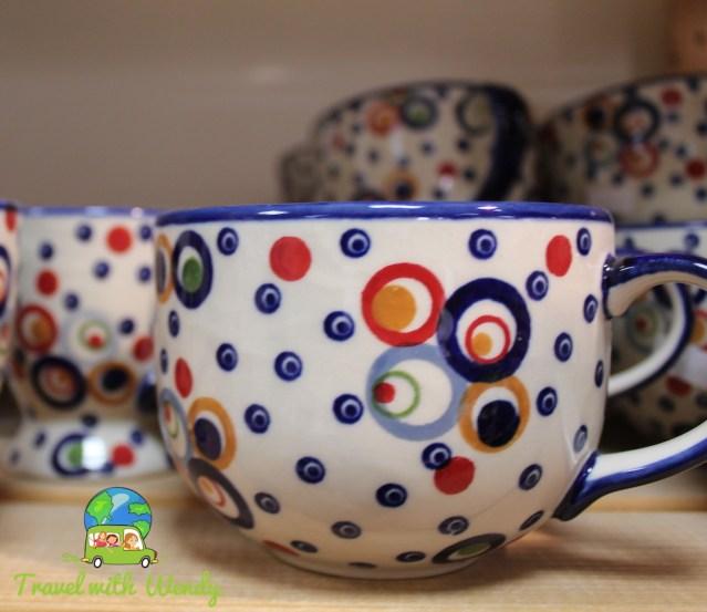 Polish pottery and more...