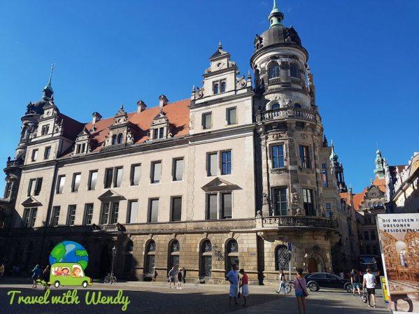 Saxony Baroque in Dresden