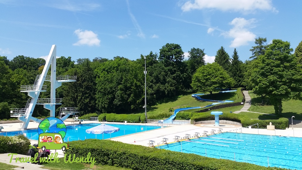 Sindelfingen Swimming pool
