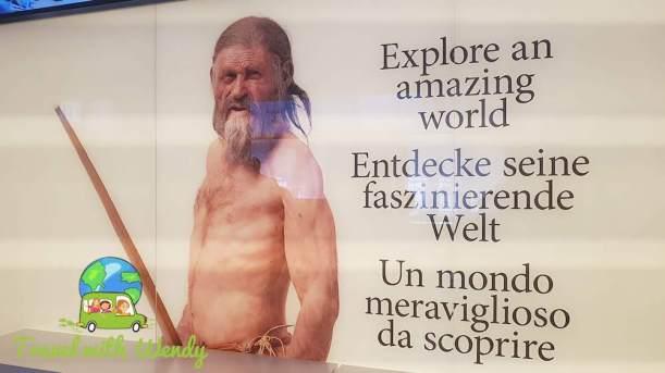 The amazing world of Otzi