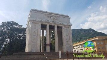 Victory tower of Oppression - Bolzano