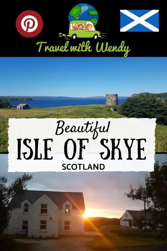 Beautiful Isle of Skye