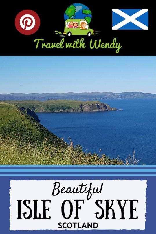 Pin - Isle of Skye