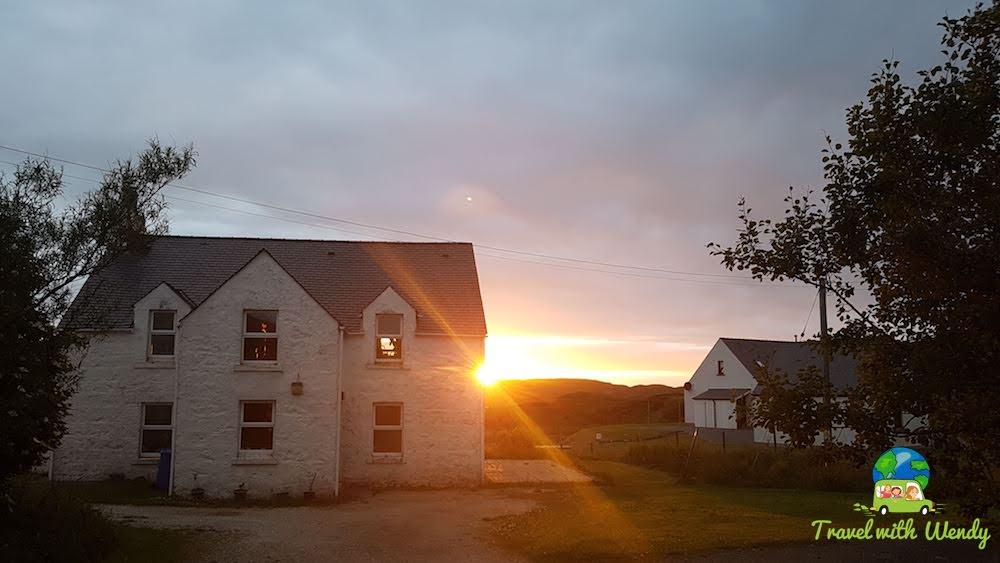 Sunsets on Skye