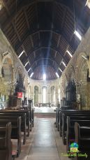 Church with timbers