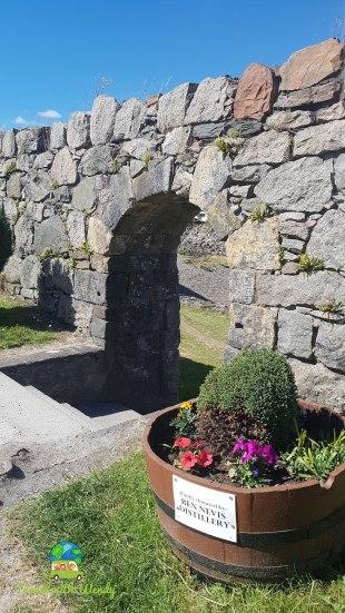 What's left of Ft. William - Scotland