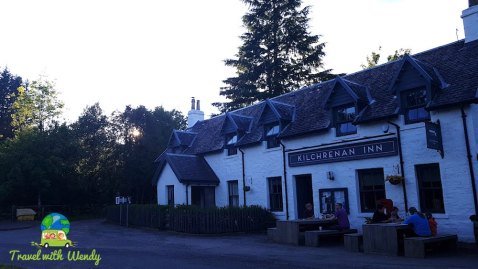 Kilchrenan Inn - near Annat