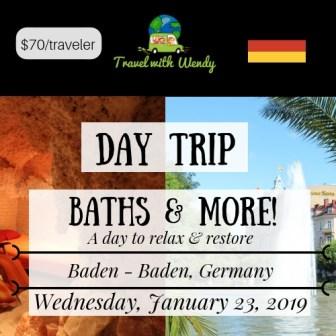 DAY TRIP - BB - JAN 23 2019