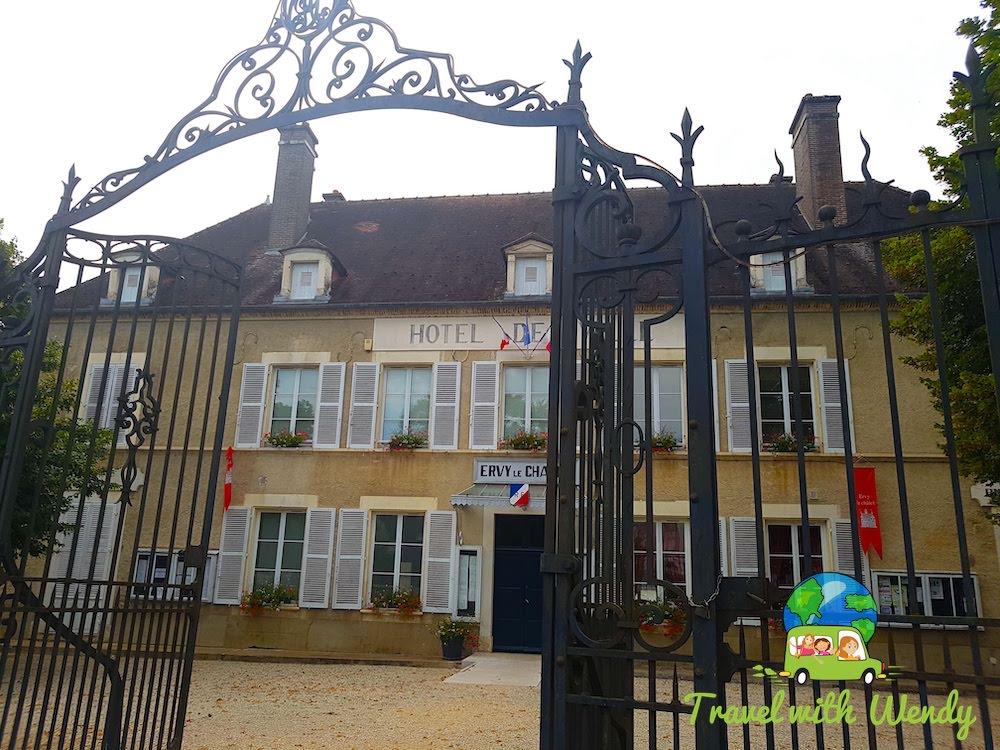 Hotel de Ville - Ervy le Chatel