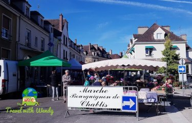 Marche in Chablis