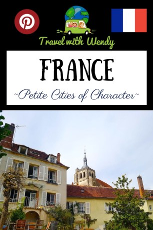 PIN - Petite City of Character