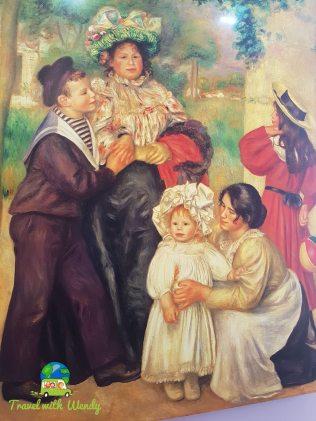 Renoir paintings