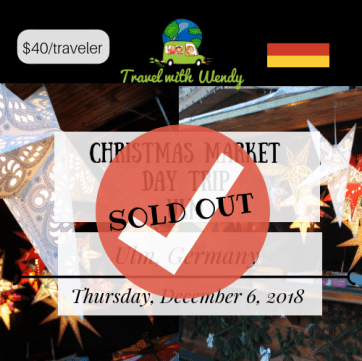 ULM SOLd out -