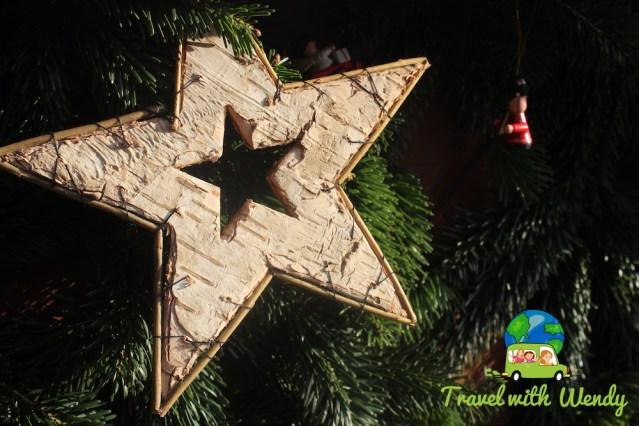 Christmas star - Stuttgart