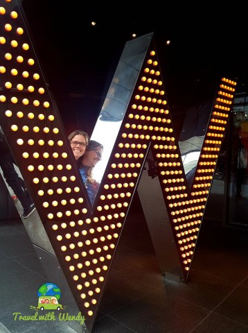 That's a big W