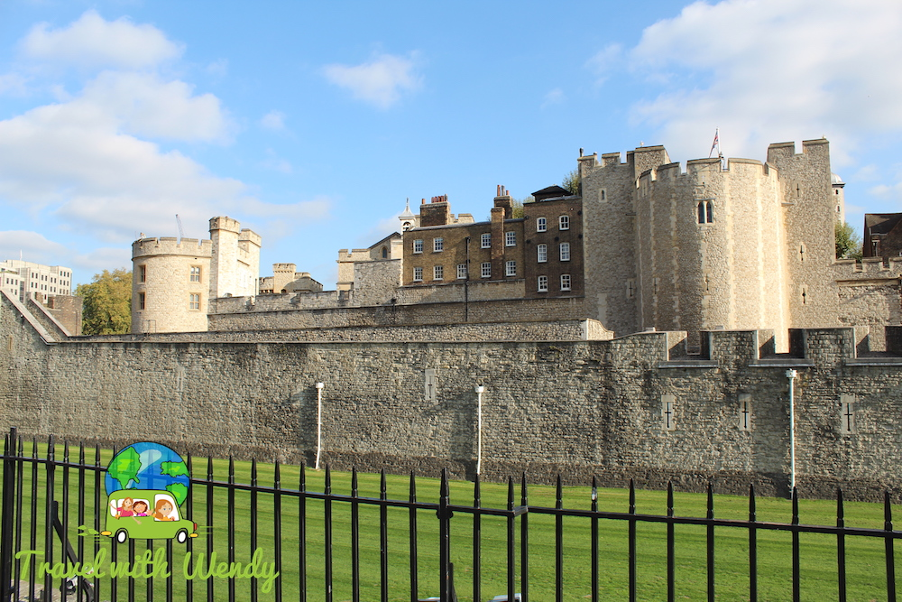 Tower of London & Palace