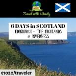 6 days in Scotland
